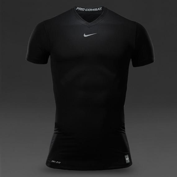 Термо-компрессионное белье Nike Pro Combat Ultralight SS Top
