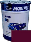 Краска Mobihel Алкид 458 Мулен Руж 1л.