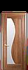 Дверь межкомнатная ЭСКАДА СО СТЕКЛОМ САТИН , фото 2