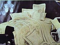 Комплект постельного белья евро сатин