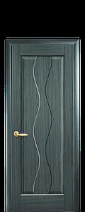Дверь межкомнатная ВОЛНА ГЛУХОЕ