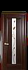Дверь межкомнатная ПРЕМЬЕРА СО СТЕКЛОМ САТИН И РИСУНКОМ №1, фото 3