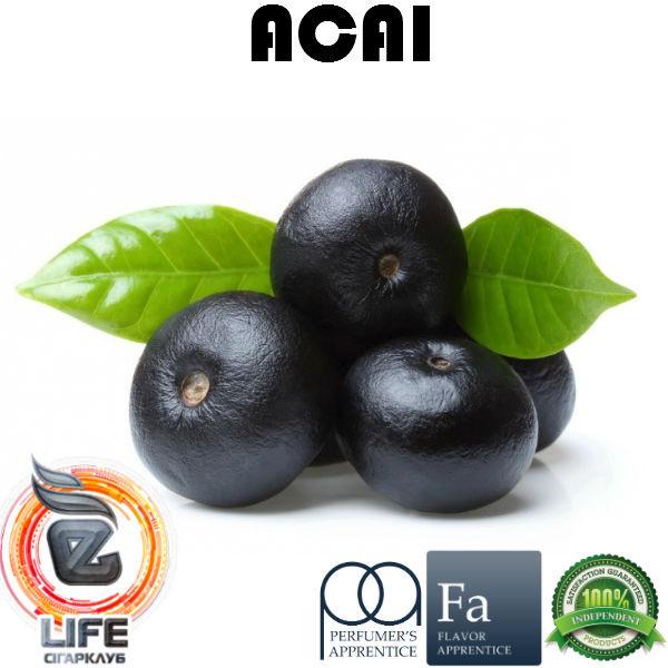 Ароматизатор TPA Acai Flavor (Ягоды Асаи)