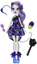 Кукла Монстер Хай Monster High Катрин деМяу Мрак и Цветение Catrine deMew Gloom and Bloom