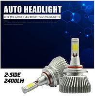 Светодиодная лампа Н7 32W (1 лампа 16 Вт) Cree LED Car, ближний и дальний свет 2400Lm