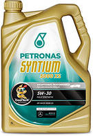 Моторное масло с Syntium 5000 XS 5W-30, 4л.