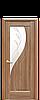 Дверь межкомнатная ПРИМА СО СТЕКЛОМ САТИН И РИСУНКОМ №2, фото 5