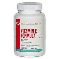 Vitamin E Formula 400 IU Universal, 100 капсул
