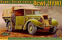 Super Snipe Lorry 8cwt [FFW] 1/72 ACE 72552