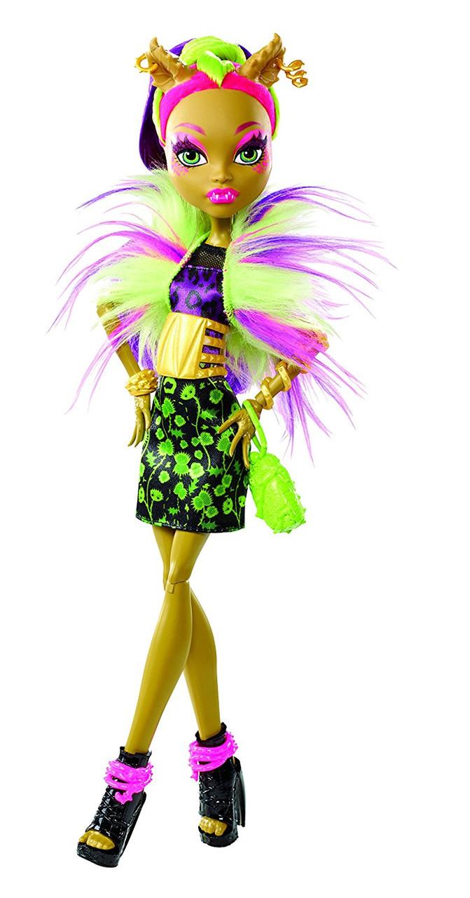 "Кукла Монстер Хай Monster High Кловенера Слияние Монстров Clawvenus Freaky Fusion - Интернет магазин ""COOL-DOLL"" в Запорожье"