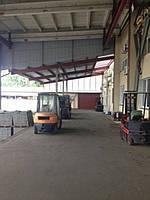 Строительство , реконструкция и ремонт : ангаров, складов, зданий и сооружений.