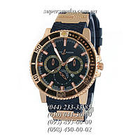 Модные мужские наручные часы Ulysse Nardin SSB-2319