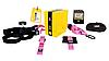 TRX петли подвесные тренировочные Pro Pack Home Pink