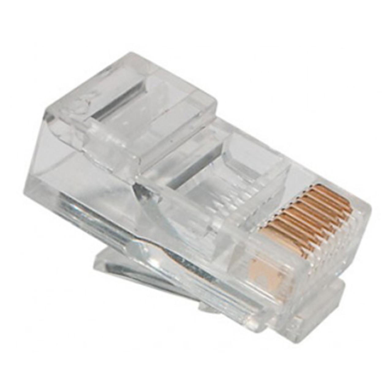 ITK Разъём RJ12 UTP для кабеля кат.3, 6P4C