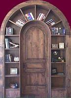 Оригинальное решение для двери