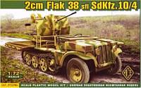 2cm FlaK 38 sfl Sd.Kfz.10/4