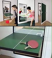Дверь для пинг-понга