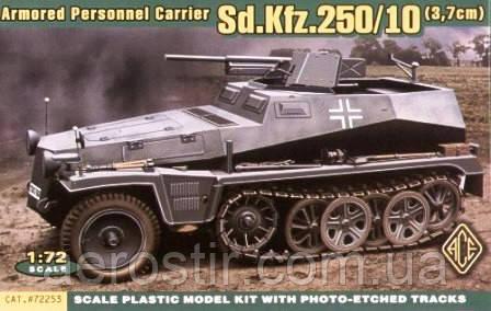 Sd.Kfz.250/10 1/72 ACE 72253