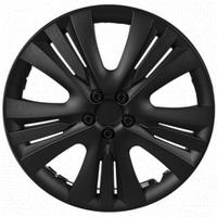 Колпаки на колеса на R13 Р 13 черные люкс