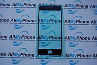 Стекло корпуса для мобильного телефона Apple iPhone 6 черное