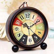 Бесшумный оригинальный будильник «Provence 3306»