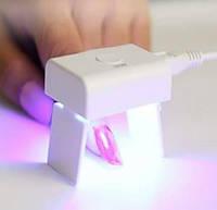 Лампа mini Led для сушки гель лака ногтей, 3 Вт, USB, фото 1