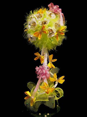 Декоративное дерево с конфетами Весенняя радость, фото 2
