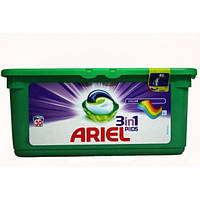 Капсулы для стирки Ariel 3in1 Pods Colour & Style, 30 шт.