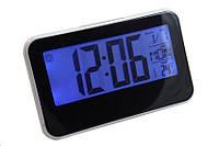 Электронные часы, термометр 2618, фото 1