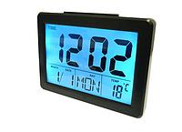 Настольные часы Voice Control Alarm Clock 2619, фото 1