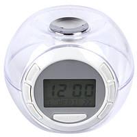 Часы-будильник 7 color light 502 , фото 1