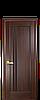 Дверь межкомнатная ДЕЛЛИТА С ЧЕРНЫМ СТЕКЛОМ, фото 5