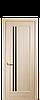 Дверь межкомнатная ДЕЛЛИТА С ЧЕРНЫМ СТЕКЛОМ, фото 6