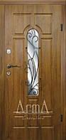 Входные двери стальные с МДФ Arma™  модель 105 тип 12 улица