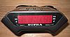 Электронные часы SUPRA CR-806P с будильником и FM радио