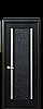 Дверь межкомнатная ЛУИЗА СО СТЕКЛОМ САТИН, фото 2