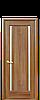 Дверь межкомнатная ЛУИЗА СО СТЕКЛОМ САТИН, фото 3