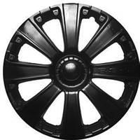 Колпаки на колеса на R13 Р 13 РСТ RS-T черные