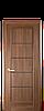 Дверь межкомнатная МИРА С ЧЕРНЫМ СТЕКЛОМ, фото 3