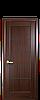 Дверь межкомнатная МИРА С ЧЕРНЫМ СТЕКЛОМ, фото 4