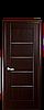 Дверь межкомнатная МИРА СО СТЕКЛОМ САТИН, фото 5