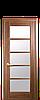 Дверь межкомнатная МУЗА СО СТЕКЛОМ САТИН, фото 7