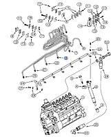 J930357 Паливна трубка