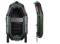 Надувная лодка для рыбалки ПВХ Vulkan V190 S