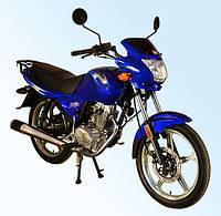Легкий мотоцикл Qingqi Jet 125