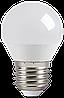 Лампа светодиодная ECO G45 шар 3Вт 230В 4000К E27 IEK