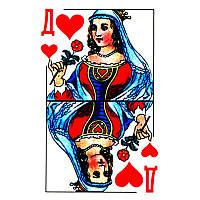 """Карты """"Дама"""" 36 карт"""