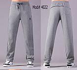Штани чоловічі спортивні. Чоловічі спортивні штани трикотажні. Різні кольори. Мод. 4022., фото 2