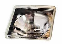 Скло фари передньої, квадратної ФГ-308 Україна Руслан-Комплект