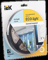 Лента светодиодная LED 5м блистер LSR-3528W60-4.8-IP20-12V IEK-eco